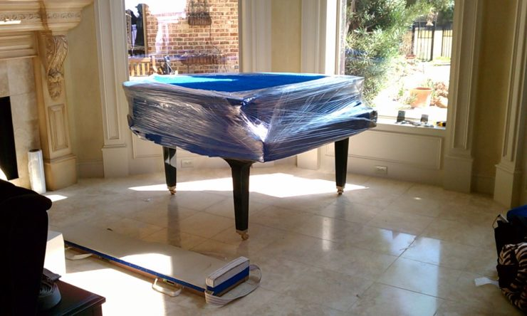 Piano Moving in Riverview