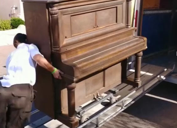 Piano Moving in Tampa